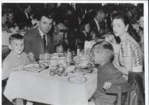 Mum, Dad, John and I