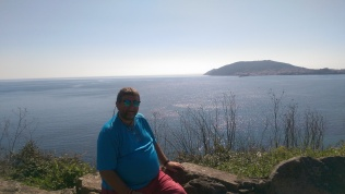 View of Finisterra