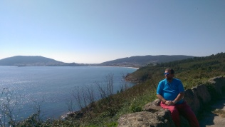 On the road to Finisterra
